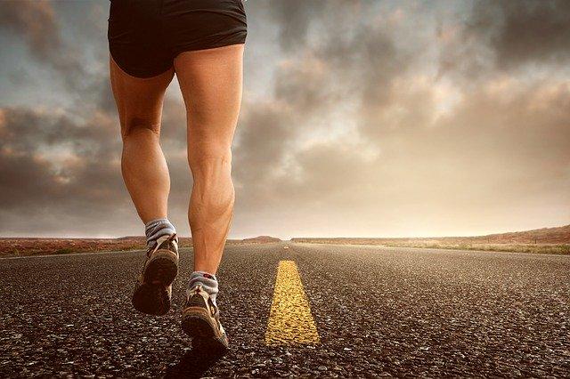 Jogging wspaniałym sposobem na wolny czas