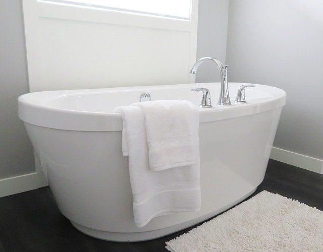 Łazienka w wybornym stylu