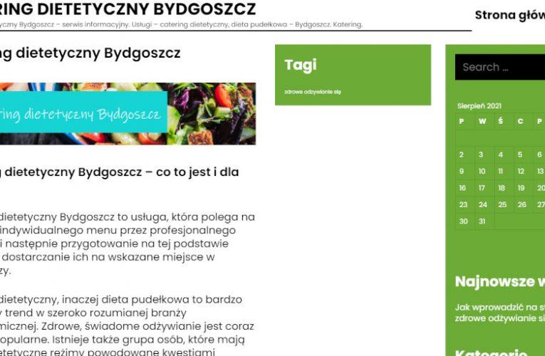 Portal – catering dietetyczny Bydgoszcz